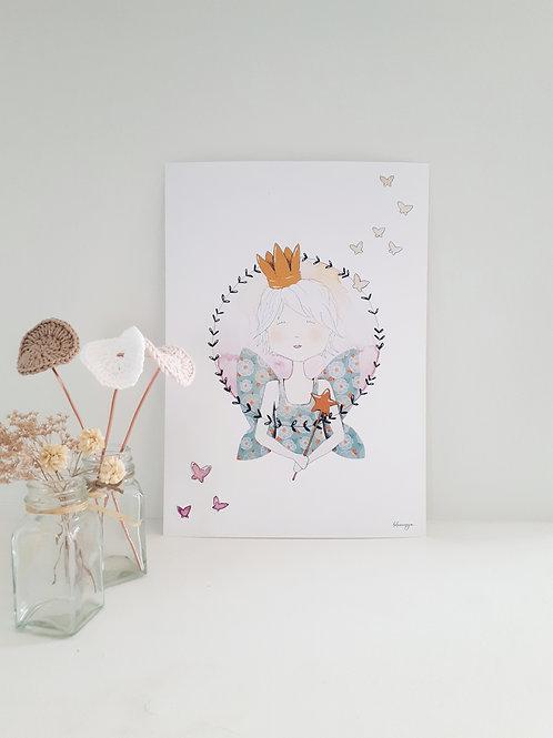 24 Envolée de papillons