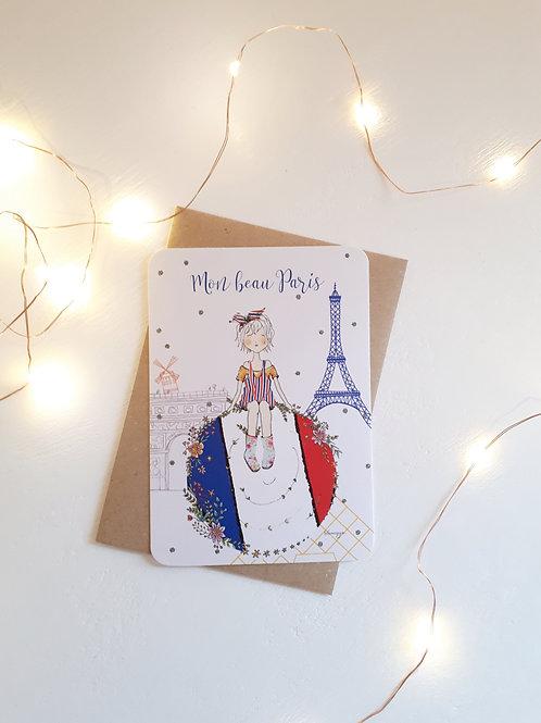 83 Mon joli Paris
