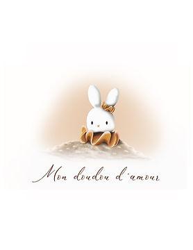 mon doudou d'amour douceur de coton by s