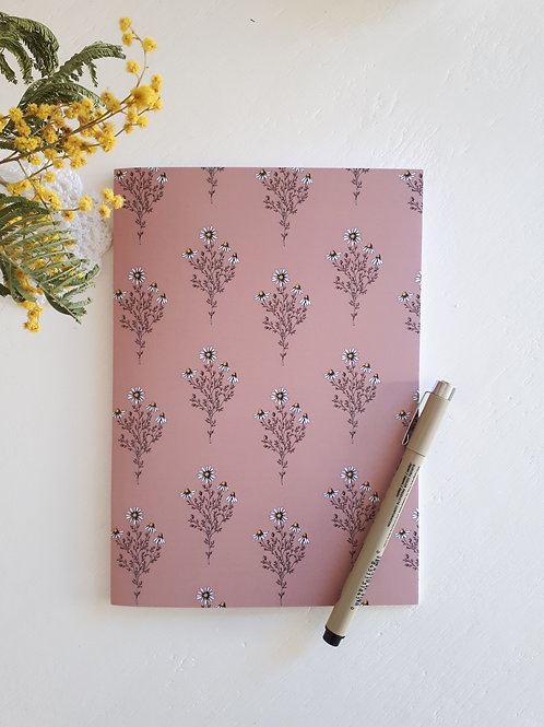 5 cahier Camomille