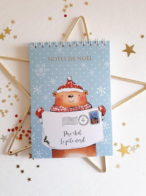 11 Notes de Noël