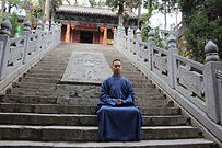 Master Can meditate Shaolin