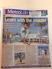 Master Can Dubai news