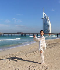 Master Can Dubai Tai Chi