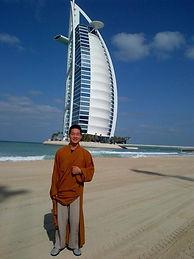 Master Can Burj Al Arab Qi Gong