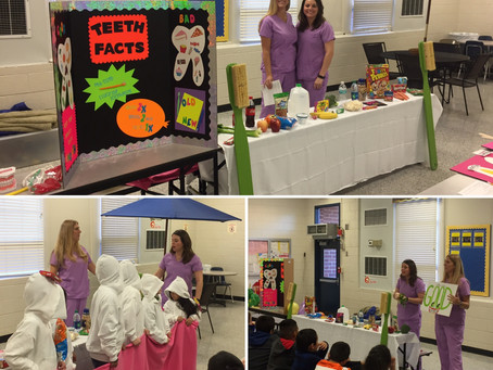 Omega School Dental Hygiene Presentations