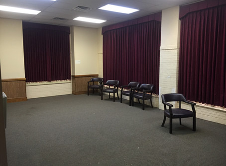 Waiting Room Before and After Pictures