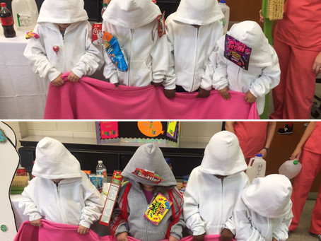 Northside Primary Dental Hygiene Presentations