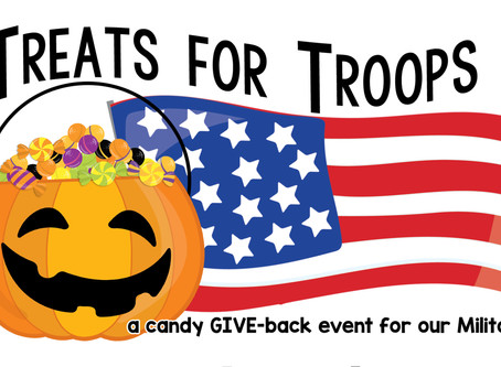 Treats for Troops!
