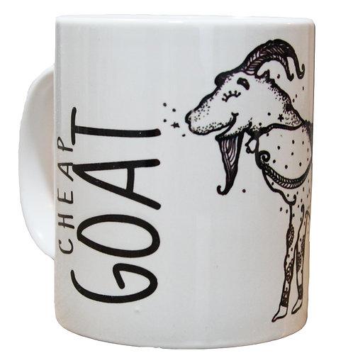 Coffee Mugs - Cheap Goat