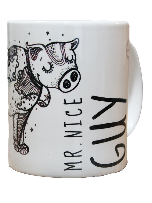 Coffee Mugs - Nice Ghai