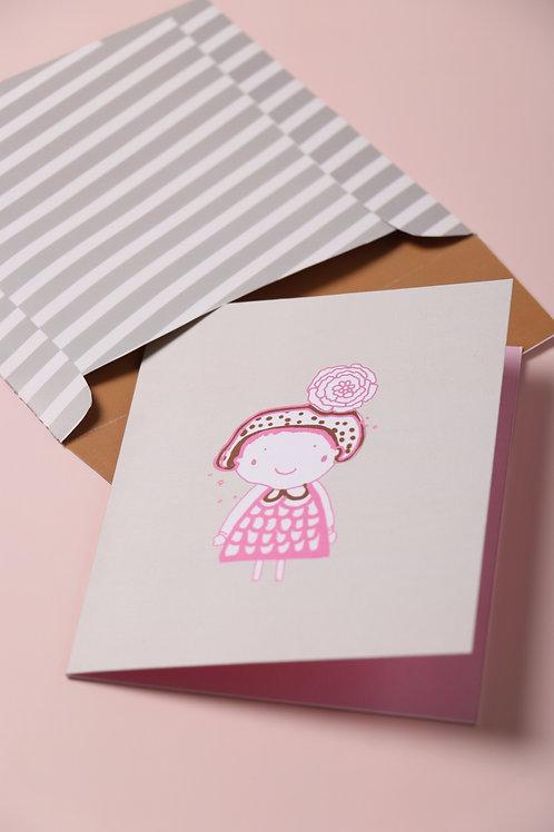 Fairy Princess Greeting Card