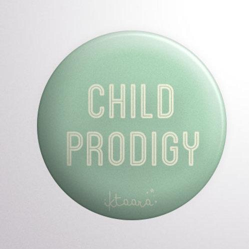 'Child Prodigy' Badge