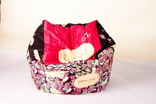 Kumbhkaran Bean Bags - Pink