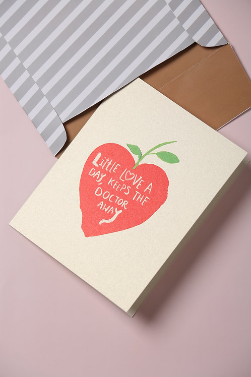 Little Love Greeting Card