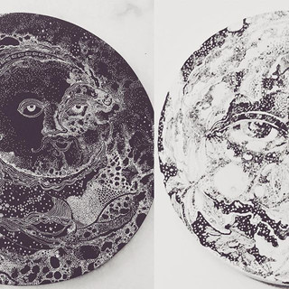 The dots of ying and yang #upcomingshow