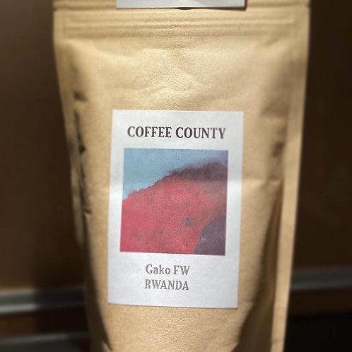 Coffee County - Rwanda