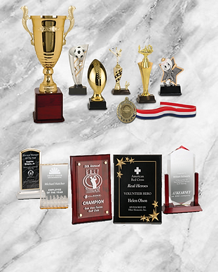St Cloud Printing Trophies, Plaques and Engraving Service