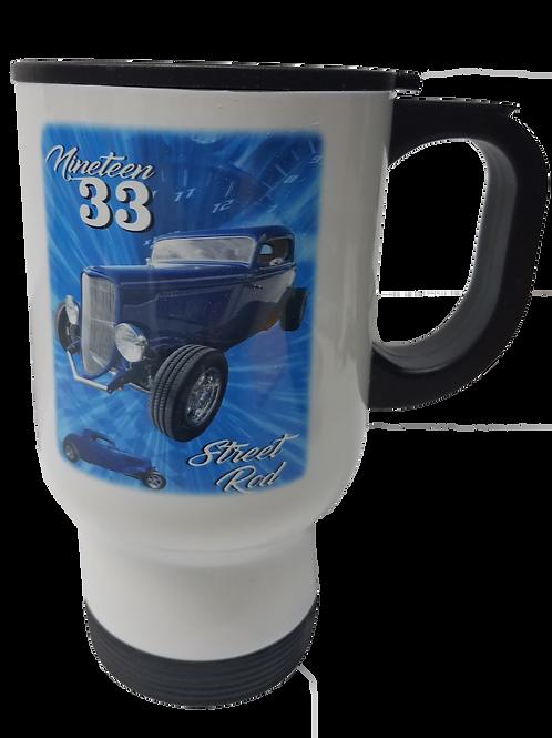 14 oz Stainless Steel Mug