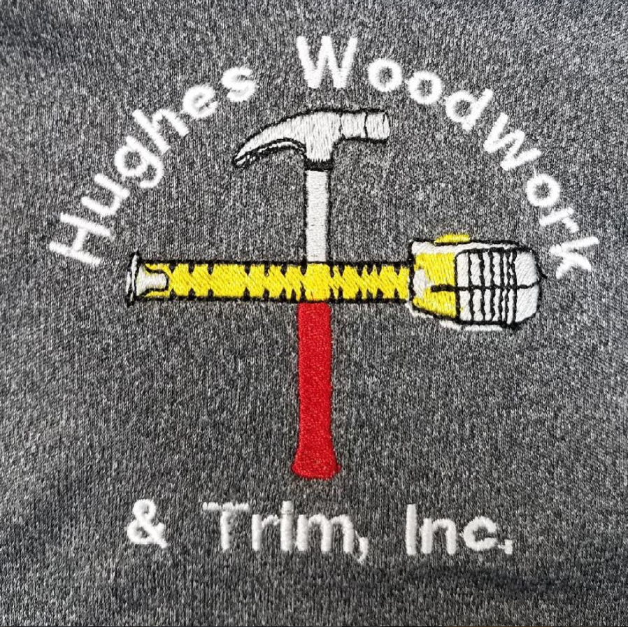 St Cloud Printing Custom Embroidered Log
