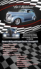 #hotrod #classic cars #cars shows #display boards