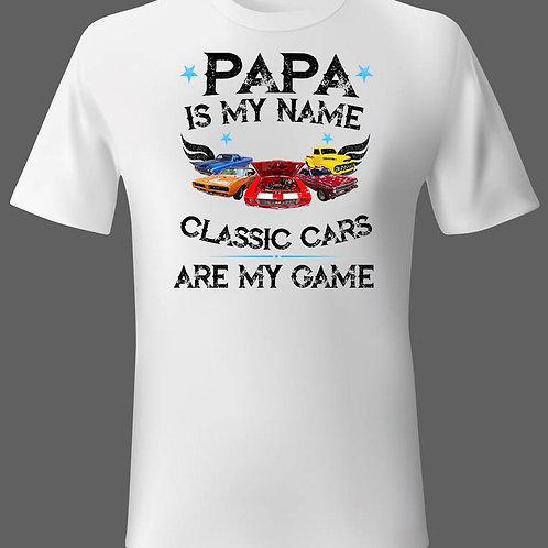 Classic Cars Papa