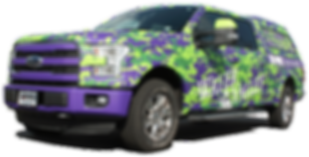 St Cloud Printing Florida F150 Water Valley Vehicle Wrap