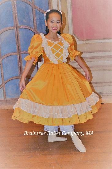 AvaBritt Princess Ballet Dress.