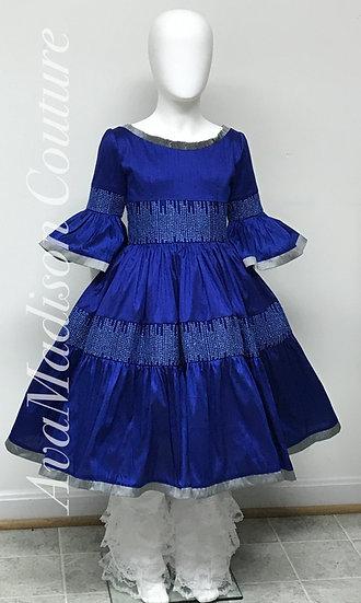 AvaBevin Princess Dress.