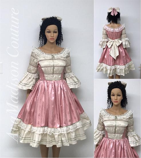 Sophie-Marie Princess Girl Dress. Clara's Costume.