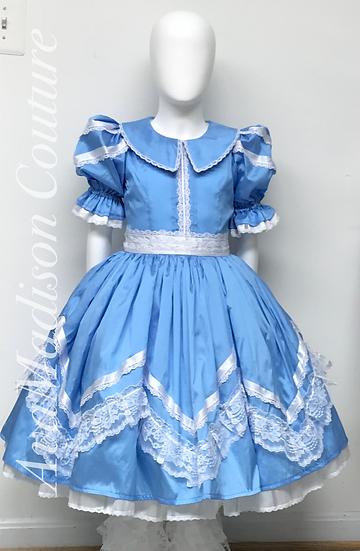 AvaBrie Princess Ballet Dress.