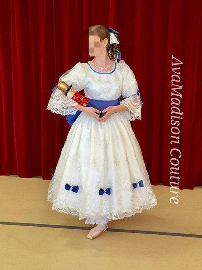 Ann-Bailey Princess Ballet Dress. Clara's Costume.