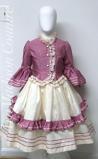 Sophia-Rose Princess Princess Jacket Dress.