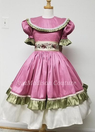 AvaMarie Princess Ballet Dress.