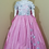 Thumbnail: AvaBlaine Elegant Taffeta Flower Girl Dress