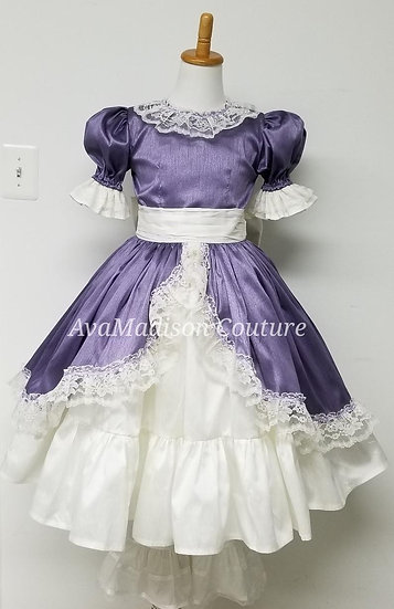 AvaLynn Princess Ballet Dress.