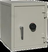Cajas fuertes con cerraduras electrónicas