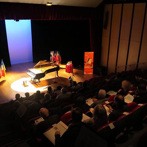 Eliminatoires du 20ème concours international Piano Campus - 2022