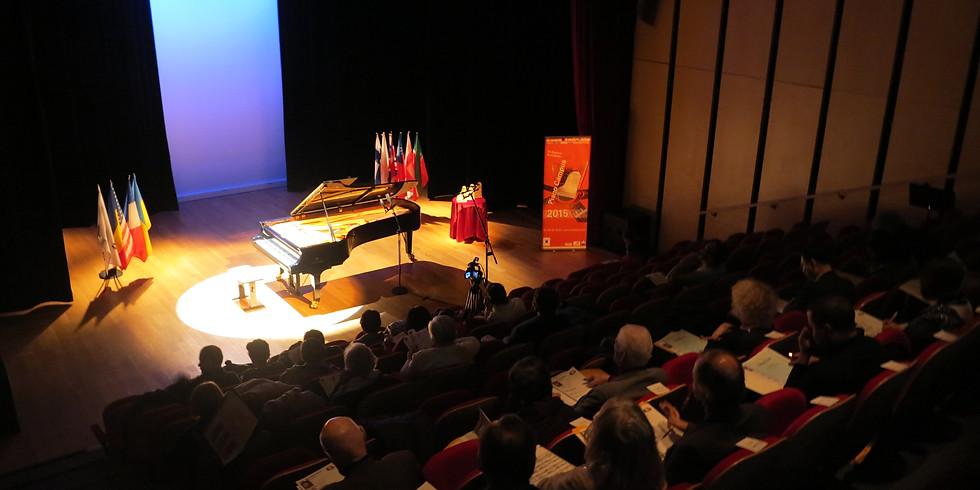Eliminatoires du 19ème concours international Piano Campus