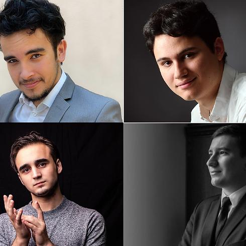 Concert d'ouverture - 2 pianos pour 4 pianistes