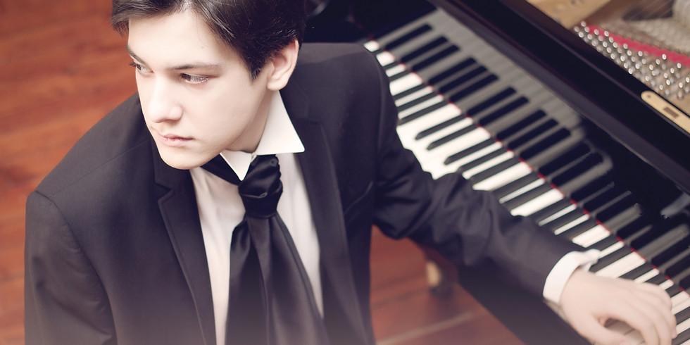 Pavle Krstic, piano - Zoom sur un jeune virtuose