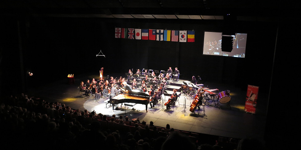 Finale du 19ème concours international Piano Campus