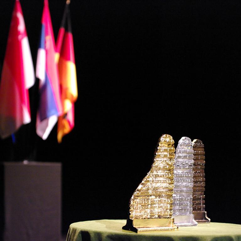 Finale du 20ème concours international Piano Campus - 2022