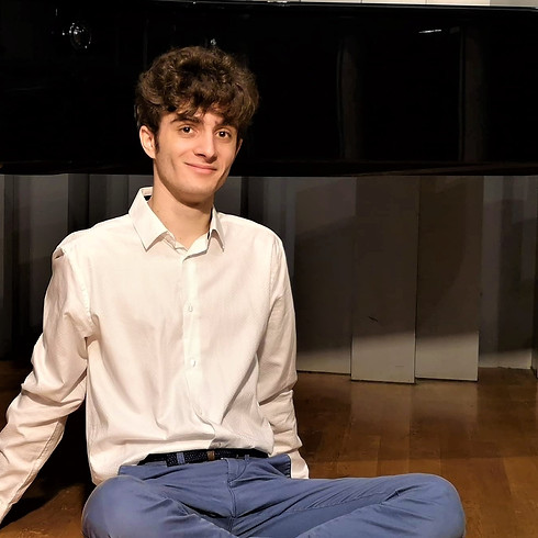 Gaspard Thomas, piano - Idylle Musicale