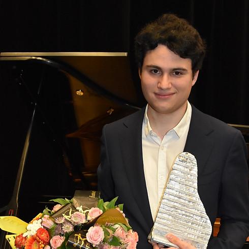 Virgile Roche, piano