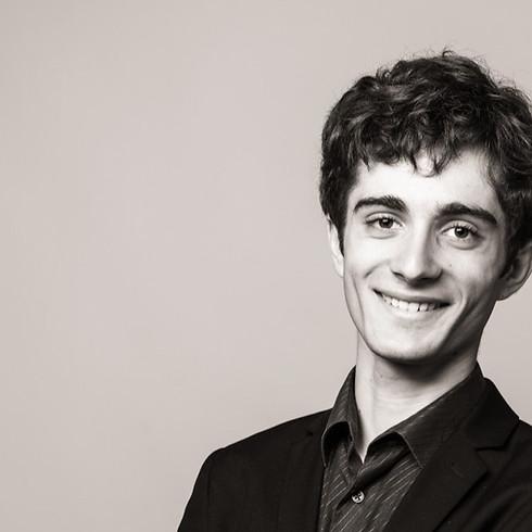 Gaspard Thomas, piano - Le Prix Région Île-de-France