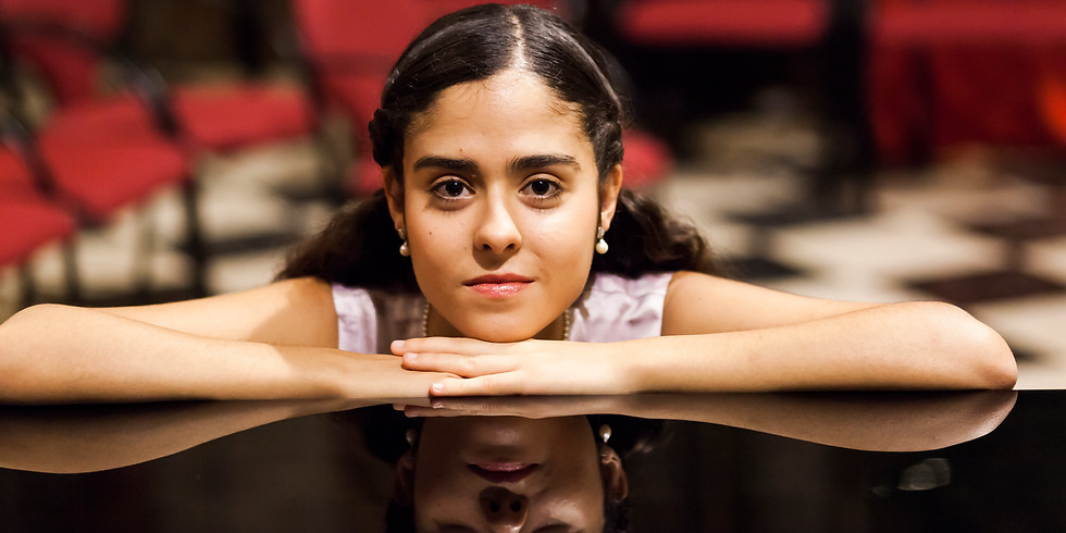 Cristina Sanz-Hernan, piano - Nuit romantique