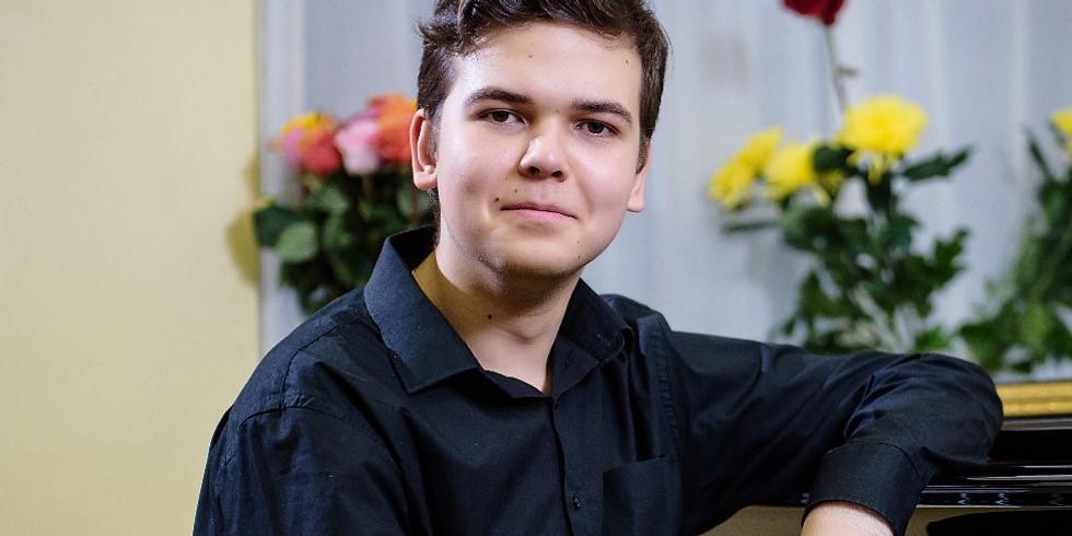 Timofei Vladimirov, piano