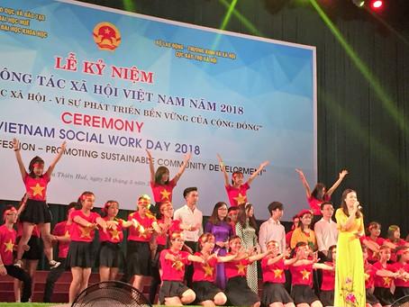 Vietnam Celebrates Social Work day
