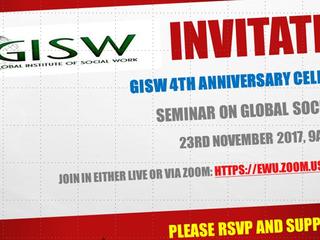 Online Global Social Work Seminar